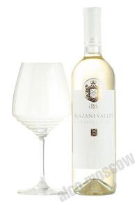 Alazani valley GRW 2016г Грузинское вино Алазанская долина 2016г