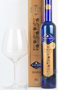 Blue Nun Icewine Riesling 2012 вино Блю Нан Рислинг 2012 п/у