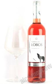 Terra de Lobos IGP Tejo 2014 Португальское вино Тера ди Лобуш ИГП Тежу 2014