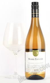 Berri Estates Chardonnay Вино Бэрри Эстейтс Шардоне