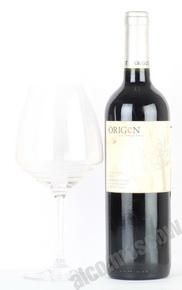 Origen Carmenere 2014 Чилийское вино Ориджен Карменер 2014