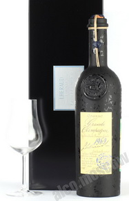 Lheraud Grand Champagne 0,7l Коньяк Леро Гранд Шампань 1969 года  0,7л