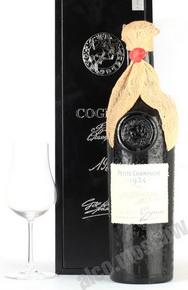 Lheraud Petite Champagne 0,7l Коньяк Леро Птит Шампань 1954г. 0,7л