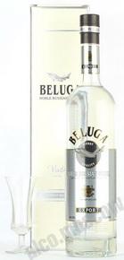 Beluga Noble водка Белуга Нобл 0.7l в п/у