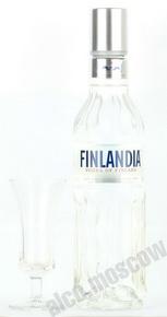 Finlandia Водка Финляндия 0,35л