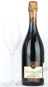 Eric Rodez Cuve de Grand Vintage Шампанское Эрик Родез Кюве де Гран Винтаж