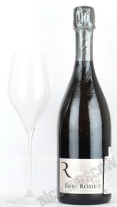 Eric Rodez Blan De Noir  Шампанское Эрик Родез Блан де Нуар