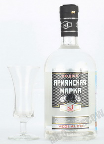 Водка Армянская марка