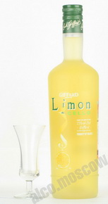 Giffard Limon cello Ликер Жиффар Лимонцелло