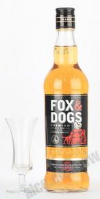 Fox&Dogs Настойка горькая