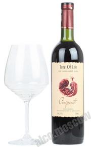 Вино Фруктовое Дерево жизни