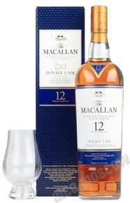 Macallan Double Cask 12 years Виски Макаллан Дабл Каск 12 лет