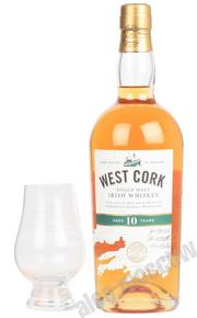 West Cork 10 years Виски Вест Корк 10 лет