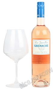 Les Jamelles Merlot Французское вино Ле Жамель Мерло