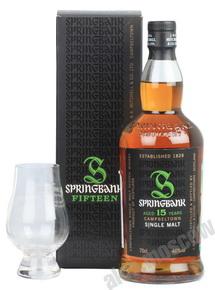 Springbank 15 years виски Спрингбэнк 15 лет