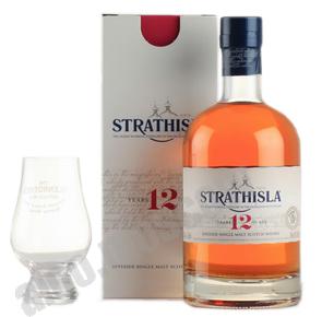 Strathisla 12 years old виски Стратайла 12 лет