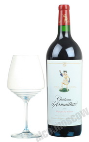 Chateau d Armailhac Grand Cru Classe Вино Шато д Армаяк Гран Крю Классе