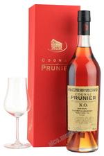 Prunier XO Grand Champagne Specially Selected коньяк Прунье XO Гран Шампань Спешл Эдишн