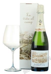 La Vida al Camp Cava 0,75l Шампанское Ла Вида аль Камп Кава 0,75л