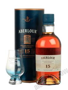 Aberlour 15 years виски Аберлауэр 15 лет