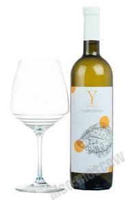 Yayla Chardonnay Вино Yayla шардоне