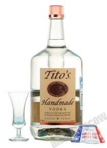 Водка Титос 1.75л