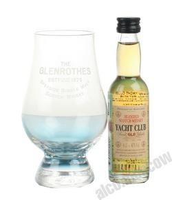 Yacht Club Old виски Яхт Клуб виски мини бутылка
