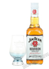 Jim Beam White виски Джим Бин Вайт