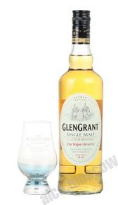 Glen Grant Majors Reserve виски Глен Грант Мэйджорс Резерв