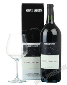 Serafini & Vidotto IL Rosso Dell`Abazia вино Иль Россо дель Аббация