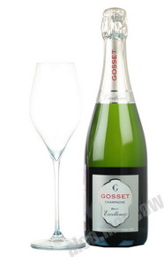 Gosset Champagne Brut Excellence Шампанское Госсет Экселанс Брют