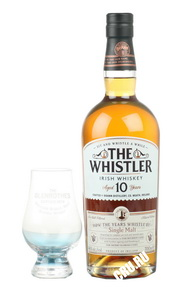 The Whistler 10 years Виски Вистлер 10 лет