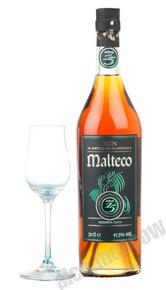 Malteco 15 years Ром Малтеко 15 лет