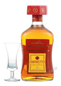 Amaretto Villa Cardea Ликер Амаретто Вилла Кардеа