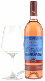 Armenia Rose Semisweet 2012 армянское вино Армения Розовое полусладкое 2012