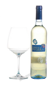 Terras de Felgueiras Espadeiro DOC Vinho Verde португальское вино Тераш ди Фелгейраш Еспадейру Белое