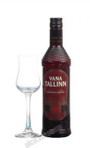 Ликер Старый Таллинн Ликер Vana Tallinn 45 градусов