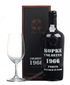 Kopke Colheita 1966 портвейн Копке Колейта 1966
