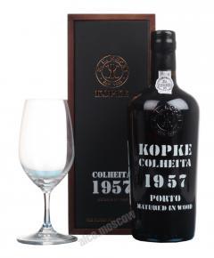 Kopke Colheita 1957 портвейн Копке Колейта 1957
