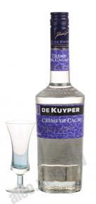 De Kuyper Creme de Cacao White ликер Де Кайпер Крем Де Какао Вайт