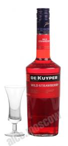 De Kuyper Wild Strawberry ликер Де Кайпер Вайлд Строубэри