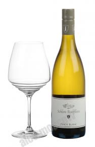 Schloss Bockfliess Pinot Blanc австрийское вино Шлосс Бокфлисс Пино Блан