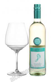 Barefoot Moscato California американское вино Берфут Moscato Калифорния