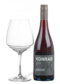 Konrad Pinot Noir новозеландское вино Конрад Пино Нуар