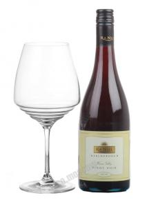 Ra Nui Marlborough Pinot Noir новозеландское вино Ра Нуи Мальборо Майд`с Квотерс Пино Ноир