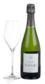 Etienne Calsac L`Echappee Belle Brut шампанское Этиен Кальсак Л`Эшапе Бэль Брют