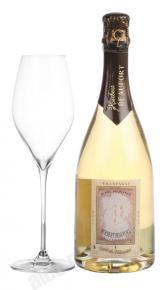 Herbert Beaufort Cuvee du Melomane Blanc de Blancs шампанское Эрбер Бофор Кюве дю Меломан Блан де Блан