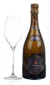 Herbert Beaufort Cuvee La Favorite Bouzy Grand Cru французское шампанское Эрбер Бофор Кюве ля Фаворит Гран Крю