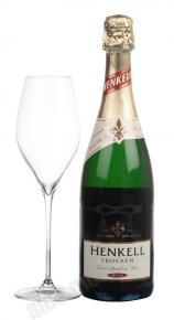 Henkell Trocken немецкое шампанское Хенкель Трокен