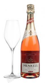 Henkell Rose немецкое шампанское Хенкель Розе